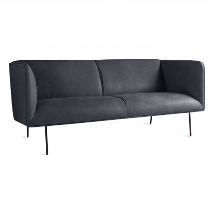 "Dandy 70"" Leather Sofa"