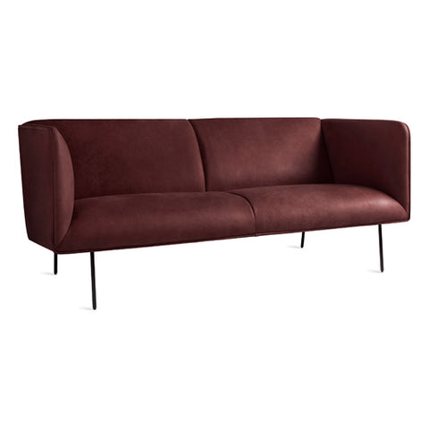 "Dandy Leather 70"" Sofa - New Colours!"