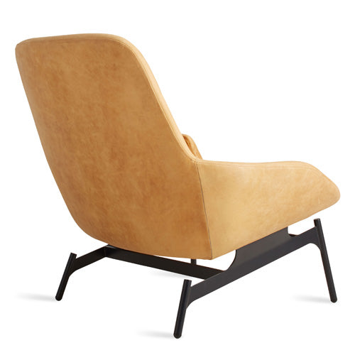 Field Leather Lounge Chair