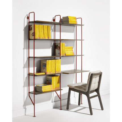 Hitch Add-On Bookcase and Desk - New Colours!