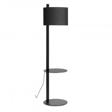 Note Floor Lamp with Table