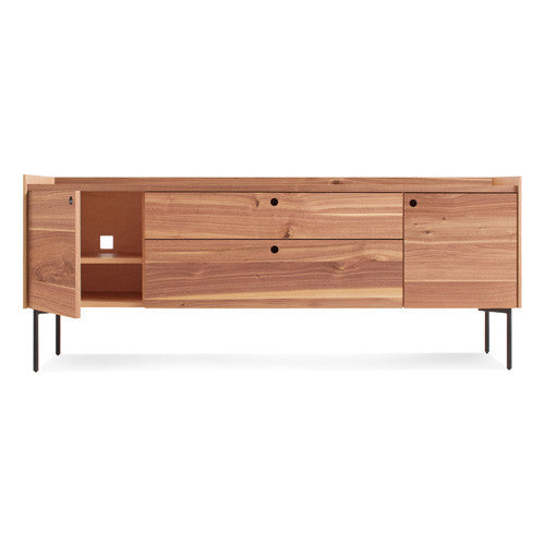 Peek 2 Door 2 Drawer Console