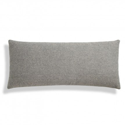 Signal Rectangle Pillow - Edwards Charcoal