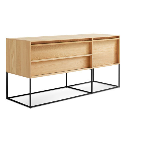 Rule 1 Door 2 Drawer Console