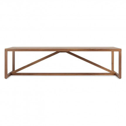 Strut Coffee Table - Wood
