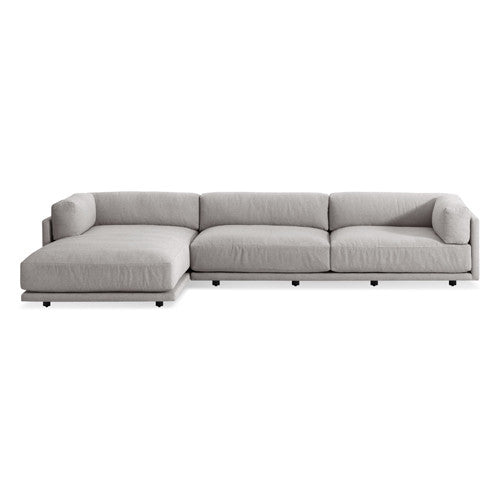 Sunday Sofa w/ Left Arm Chaise - New Colours!