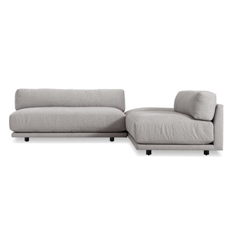 Sunday L Sectional Sofa - Small - New Colours!