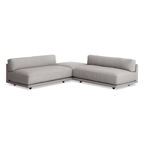 Sunday L Sectional Sofa - Small