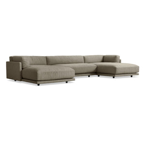 Sunday U Shaped Sectional Sofa