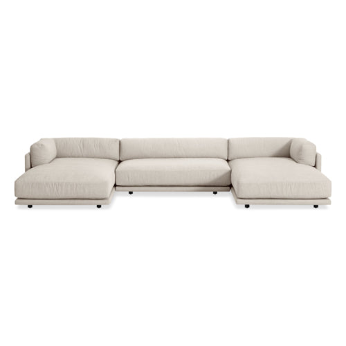 Sunday U Shaped Sectional Sofa - New Colours!