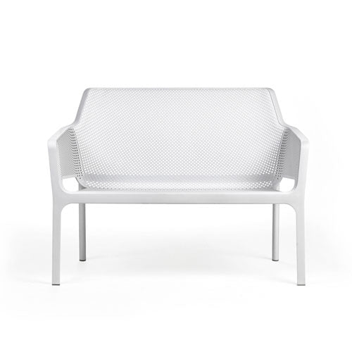 Net Outdoor Bench