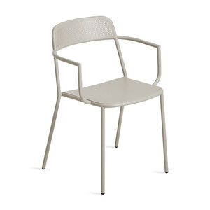 Trim Indoor/Outdoor Stacking Dining Chair