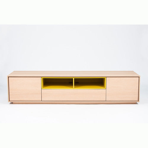 Credencia - 2 Doors/1 Drawer/2 Section Insert