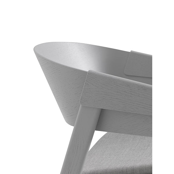 Cover Lounge Chair - Textile Seat