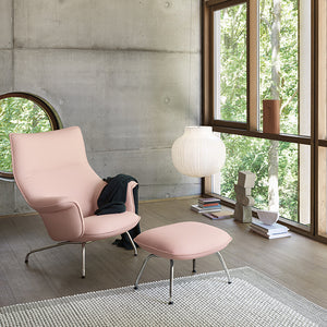 Doze Lounge Chair and Ottoman