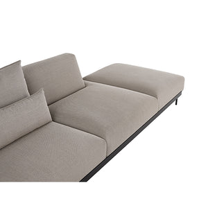In Situ Modular Sofa