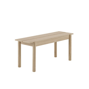 Linear Wood Benches - 2 Sizes