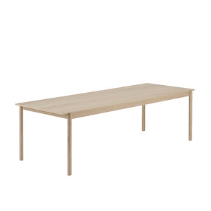 Linear Wood Tables - 3 Sizes