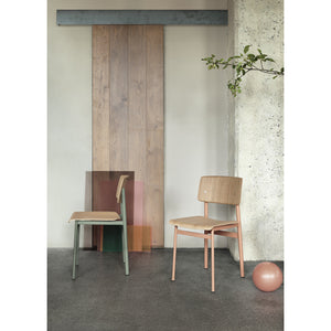 Loft Upholstered Dining Chair