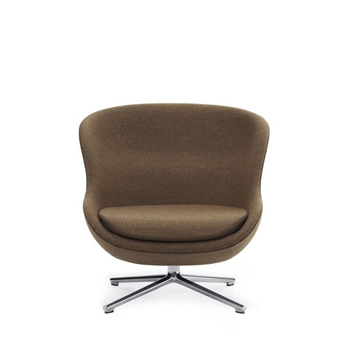 Hyg Low Back Swivel Lounge Chair
