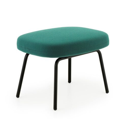 Era Footstool - Metal Legs