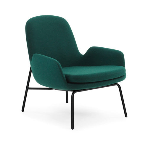 Era Lounge Chair - Low - Metal Legs