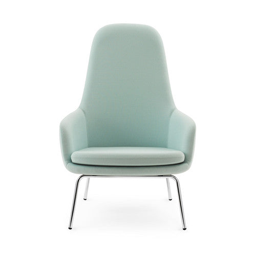 Era Lounge Chair - High - Metal Legs