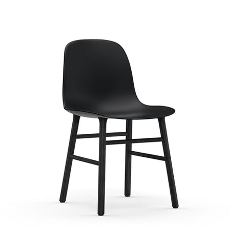 Form Dining Chair - Black Oak Legs