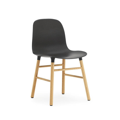 Form Dining Chair - Oak Legs