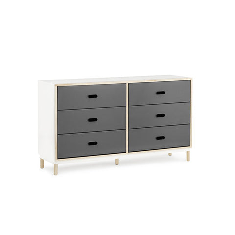 Kabino Six Drawer Dresser