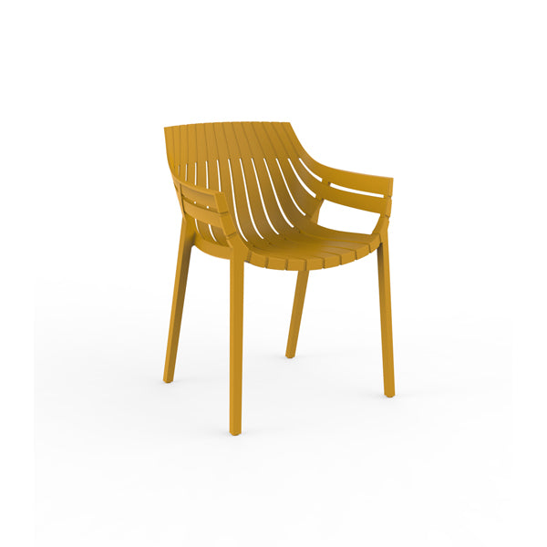 Spritz Rounded Arm Chair