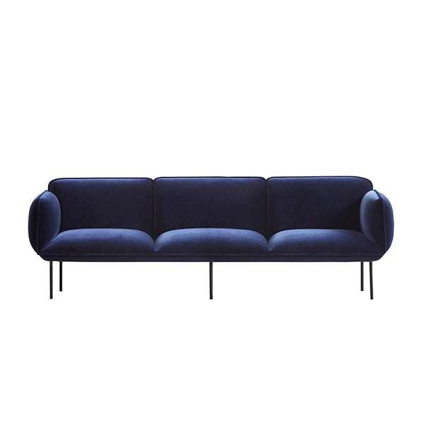Nakki 3 Seater Sofa