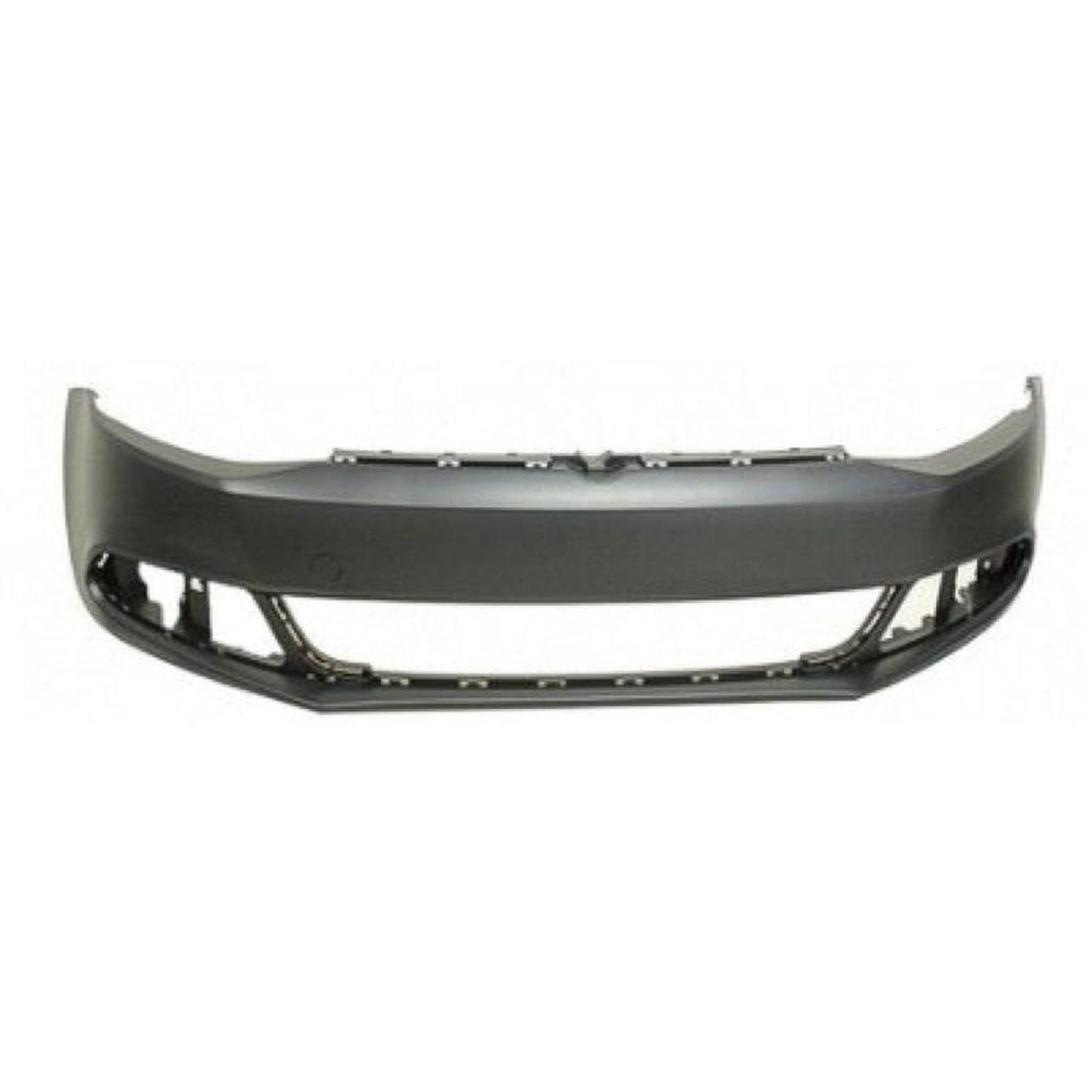 New Painted 2011-2014 Volkswagen Jetta Sedan Front Bumper