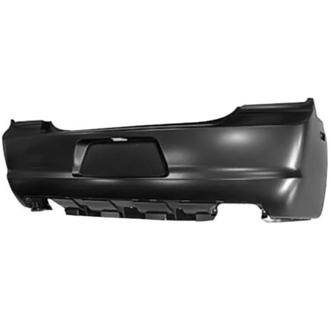 New Painted 2011-2014 Dodge Charger Rear Bumper