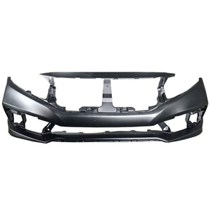 New Painted 2019-2021 Honda Civic Sedan/Coupe Front Bumper