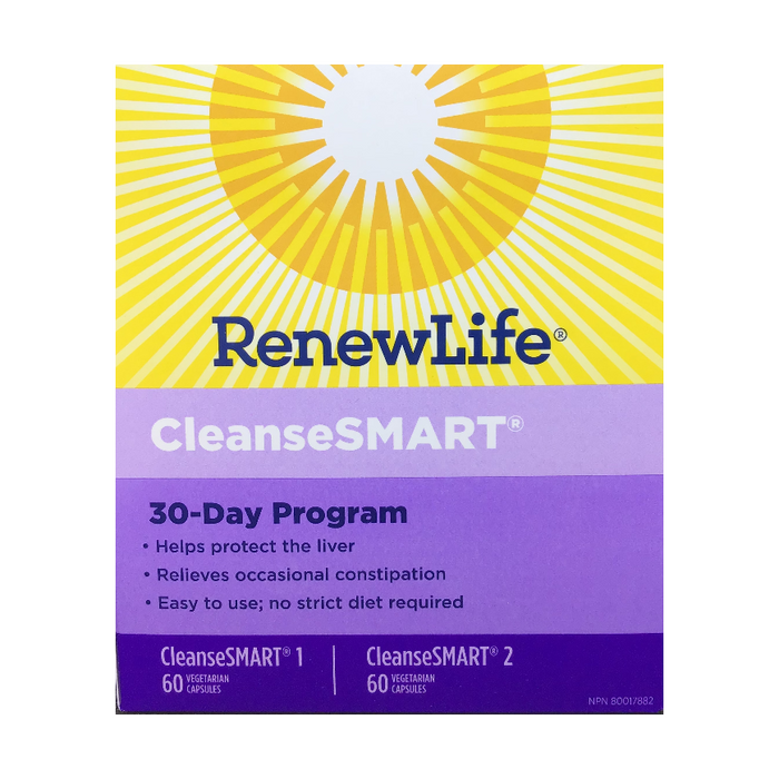 CleanseSMART 30 Day Program Renew Life