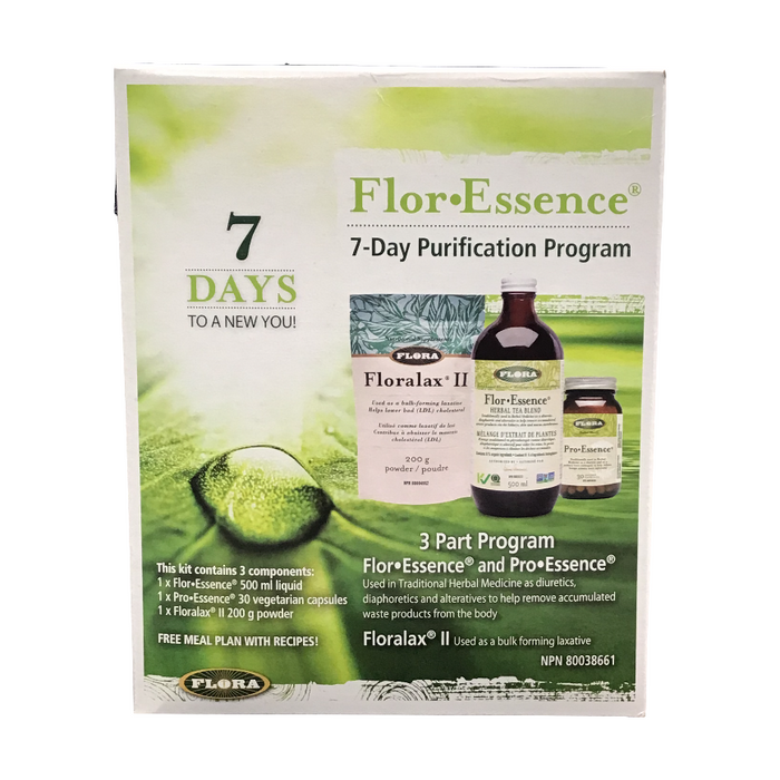 Flor-Essence 7-Day Purifification Program Flora