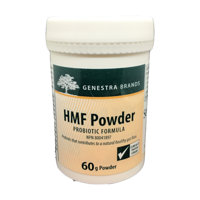HMF Powder Probiotic Formula 60g Genestra Brands