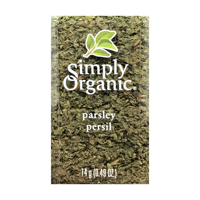 Parsley Leaf 14g Simply Organic