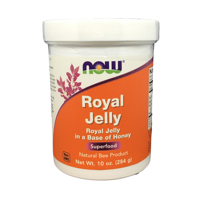 Royal Jelly Superfood in Honey Base 10oz Now Foods