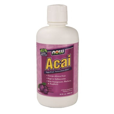 Acai SuperFruit Juice 946ml Now