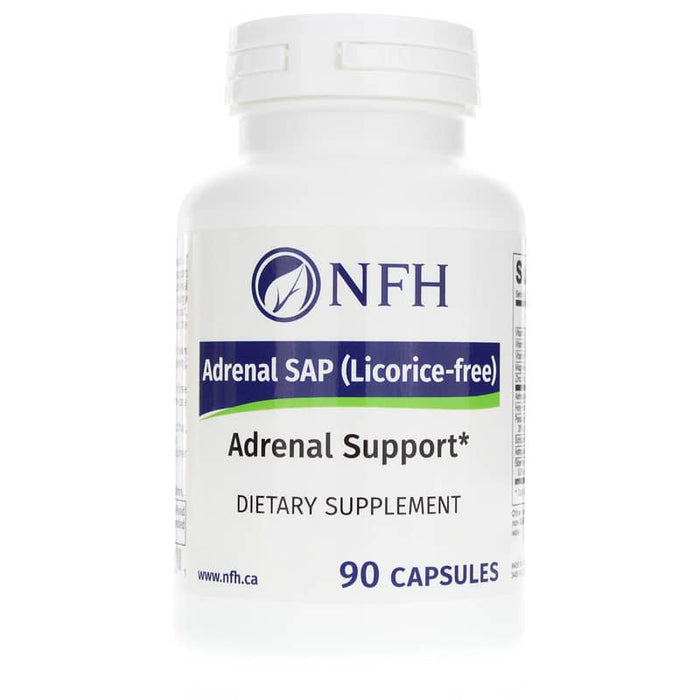 Adrenal SAP (Licorice Free) 90 Capsules NFH