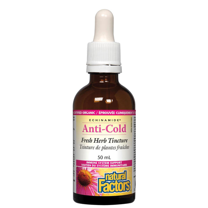 Echinamide Anti-Cold Tincture Natural Factors