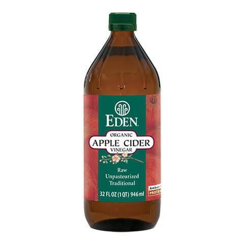 Apple Cider Vinegar 473ml Eden