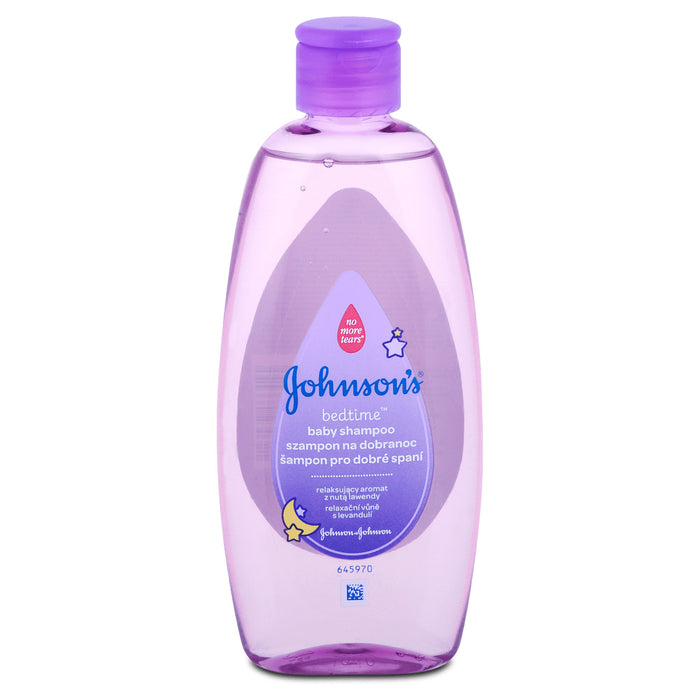 Johnson's Baby Bedtime Shampoo 444ml Calming Lavender
