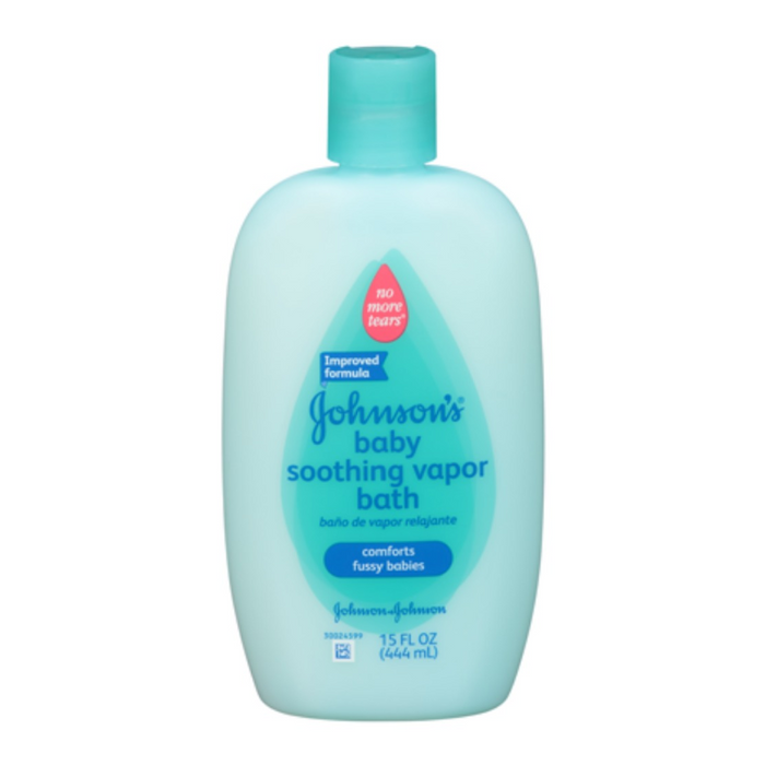 Johnson's Baby Soothing Vapour Bath 444ml