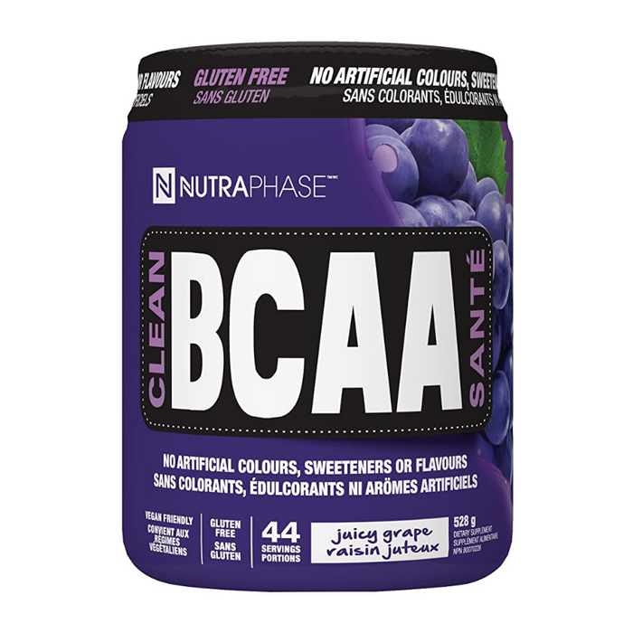 Clean BCAA 44 Servings NutraPhase