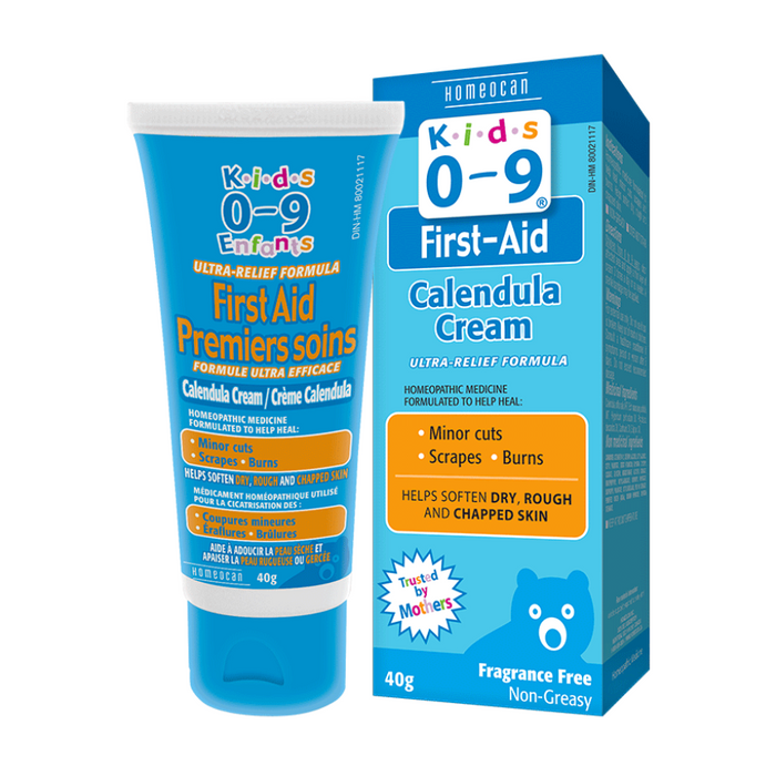 Homeocan First-Aid Calendula Cream for Kids 0-9