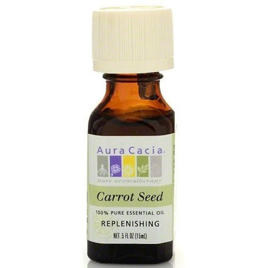 Carrot Seed 100% Pure Essential Oil 15ml Aura Cacia