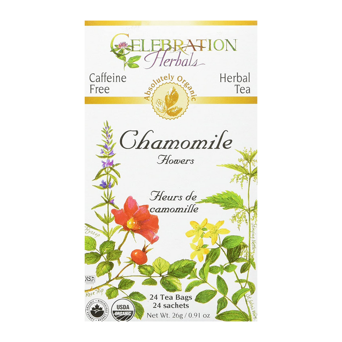Chamomile Flowers Herbal Tea Bulk Tea Celebration Herbals